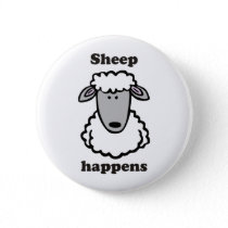 Sheep happens button