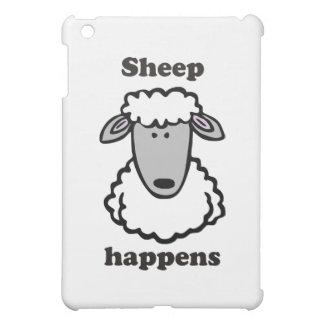 Sheep happens iPad mini case