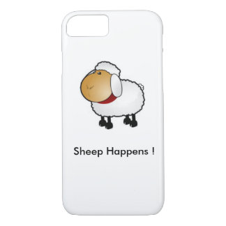 Sheep Happens ! iPhone 8/7 Case