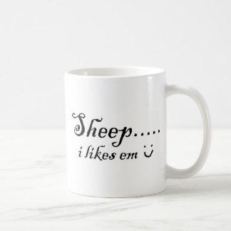 Sheep.....I likes em Coffee Mug