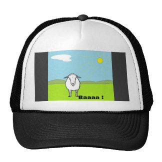 Sheep In A Field Trucker Hats