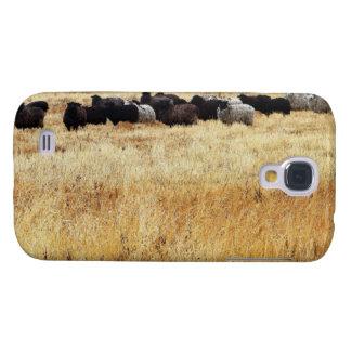 Sheep In Dry Grass Galaxy S4 Case