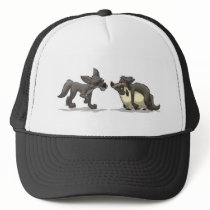 """Sheep in Wolf's Clothing"" Hat"