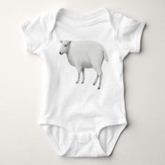 Sheep Infant Creeper