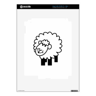 Sheep iPad 2 Skins
