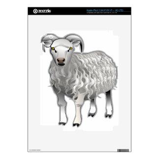 Sheep iPad 3 Decals