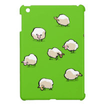 sheep iPad mini cover