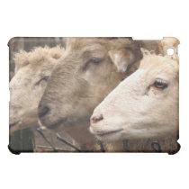 sheep iPad mini cover