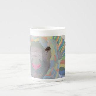Sheep Joke mug Sapphire Halliday Artist