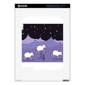 Sheep Jumping Skins For iPad 3