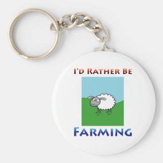 sheep-key-ring keychain