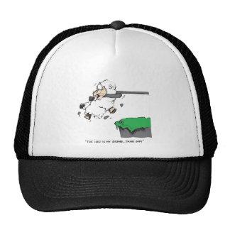 Sheep Lord Shepherd Trucker Hats