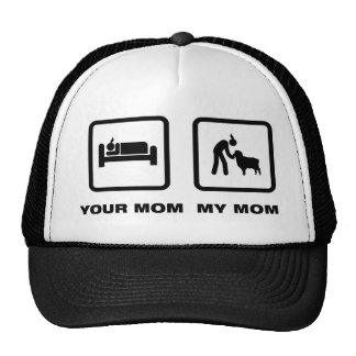 Sheep Lover Mesh Hat