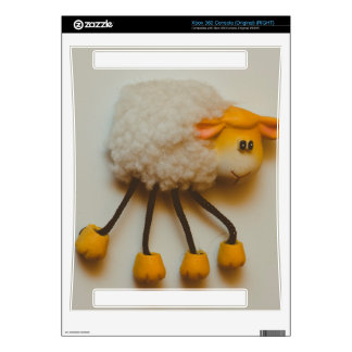 Sheep magnet xbox 360 console skins