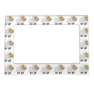 Sheep Magnetic Picture Frame