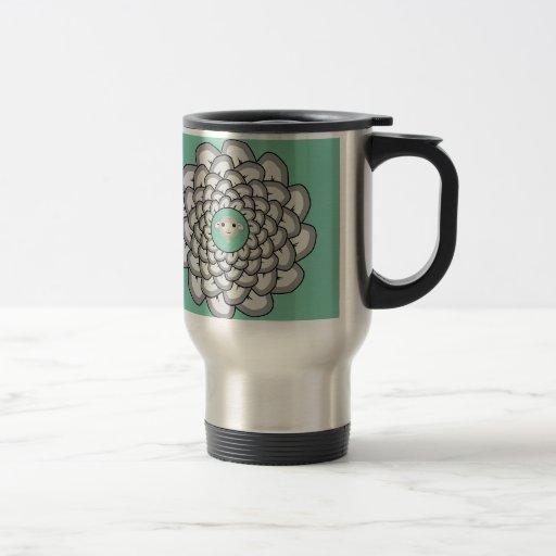 Sheep Mandala Koffie Mok