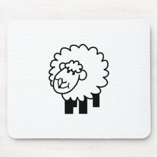 Sheep Mouse Pad