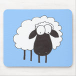 Sheep Mouse Pads
