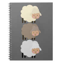 Sheep Notebook