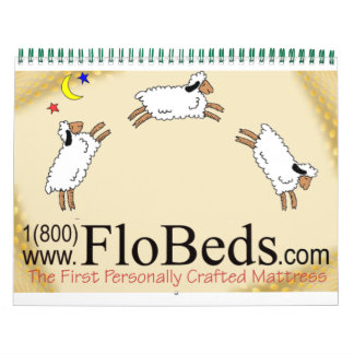 Sheep On Latex Calendars