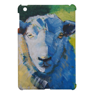 Sheep Painting Cover For The iPad Mini