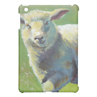 Sheep Painting iPad Mini Cases