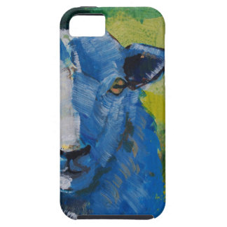 Sheep Painting iPhone 5 Case