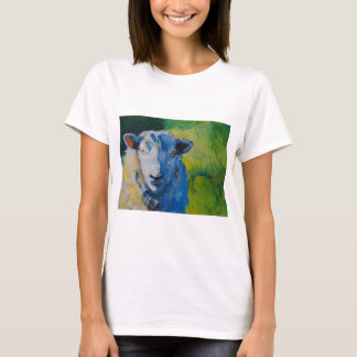 Sheep Painting T-Shirt