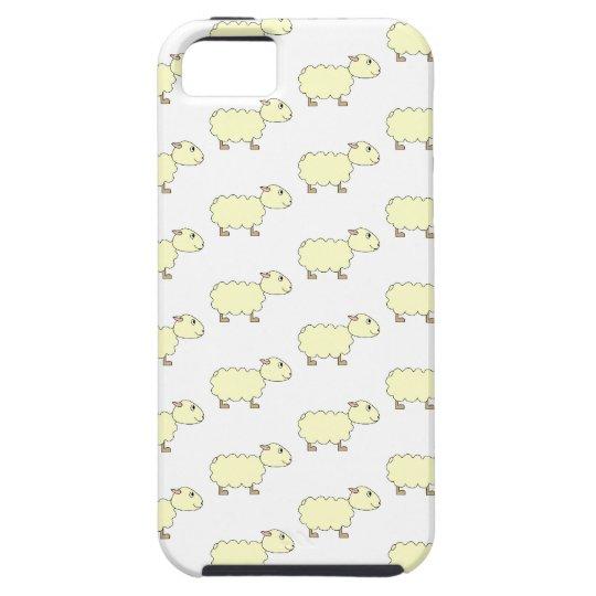 Sheep Pattern. iPhone SE/5/5s Case