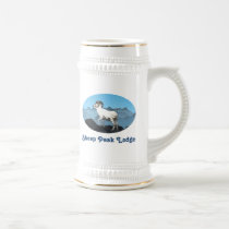 Sheep Peak Lodge Beer Stein