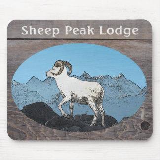 Sheep Peak Lodge Mousepad