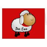 Sheep Pee Ewe Card