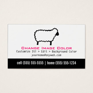 Sheep - Personal Business Card