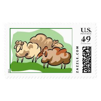 Sheep Postage