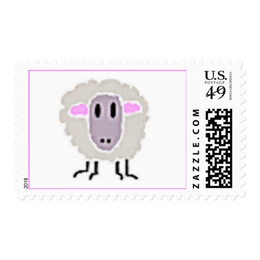 Sheep Postage Stamps