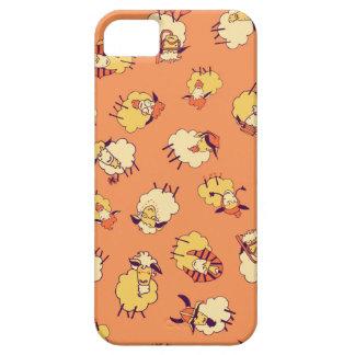 Sheep Raid the Dress-Ups iPhone Case