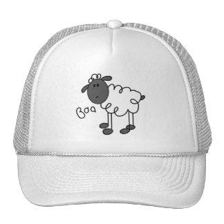 Sheep Says Baa T-shirts and Gifts Mesh Hat