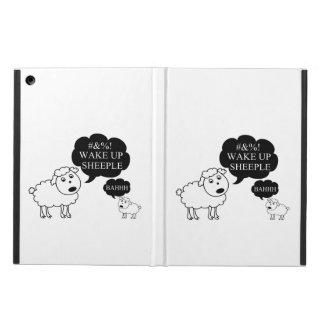Sheep Says Wake Up Sheeple Case For iPad Air