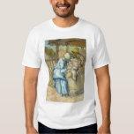 Sheep Shearer after Millet by Vincent Van Gogh T-Shirt