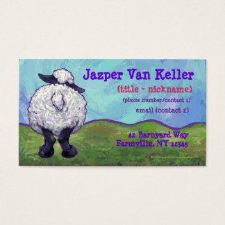 Sheep Stationery Business Card