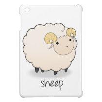 Sheep stuff iPad mini covers