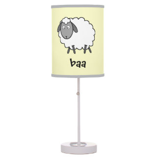 Sheep Table Lamp
