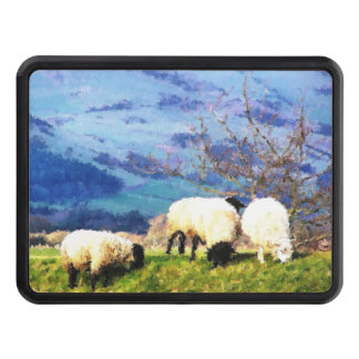 SHEEP TOW HITCH COVER