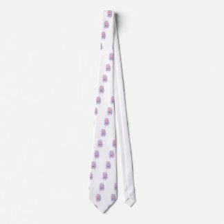 Sheep With Party Attributes Girly Stylized Funky S Tie