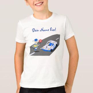 Sheep & wool - traffic control T-Shirt