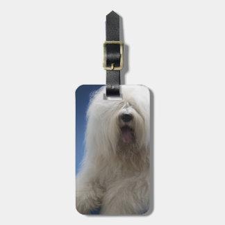 Sheepdog Bag Tag