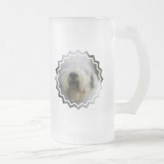 Sheepdog Beer Mug