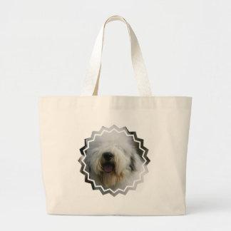 Sheepdog Canvas Bag