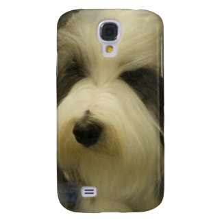 Sheepdog Picture iPhone 3G Case Samsung Galaxy S4 Covers