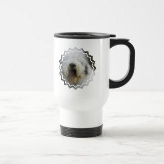 Sheepdog Plastic Travel Mug